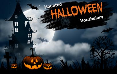 Haunted Halloween Vocabulary