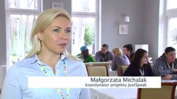 JustSpeak.pl promocja