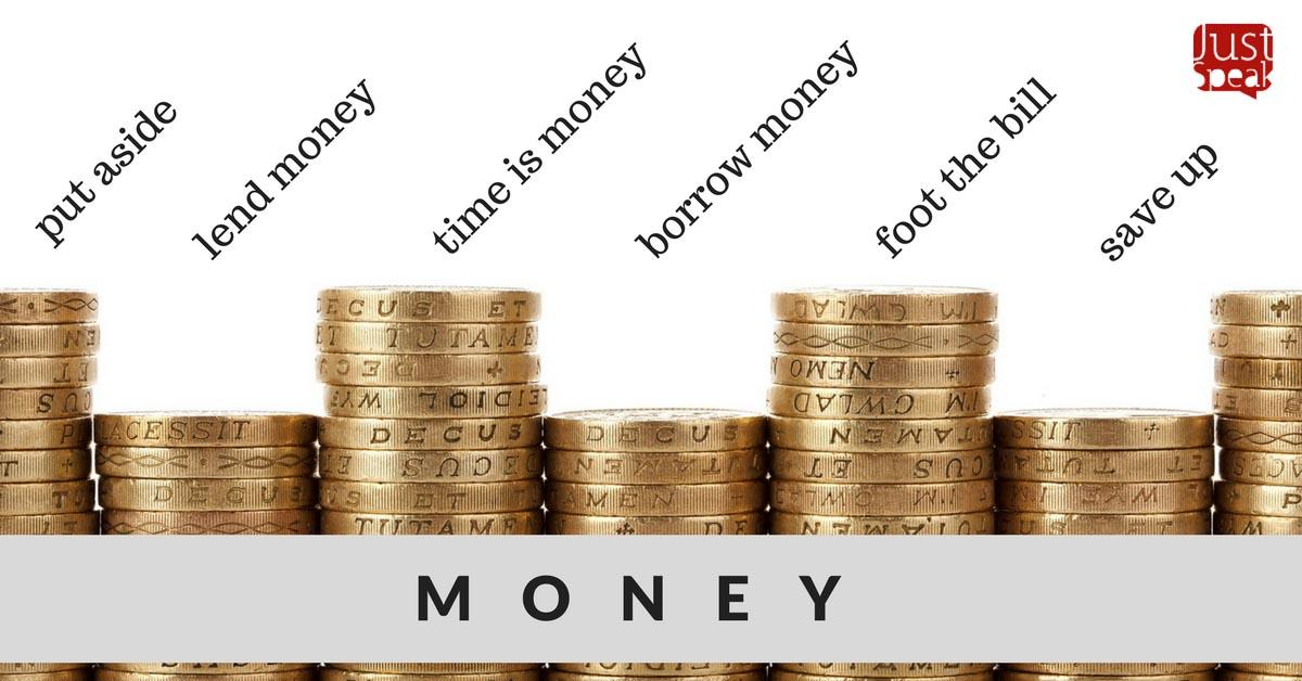 Money – useful vocabulary