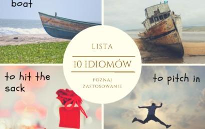 10 English Idioms