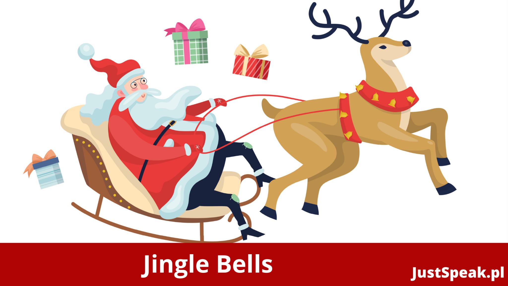 Jingle Bells, czyli świątecznie śpiewamy po angielsku…